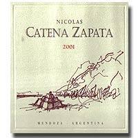 2009 Bodega Catena Zapata Nicolas Catena Zapata Mendoza