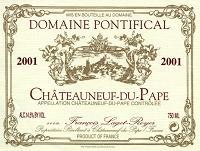 2012 Domaine Pontifical Chateauneuf-du-Pape