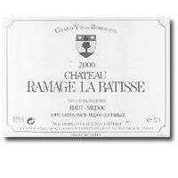 2010 Chateau Ramage La Batisse Haut Medoc