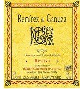 2005 Bodegas Fernando Remirez De Ganuza Rioja Reserva
