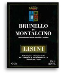2008 Lisini Brunello Di Montalcino