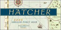 2013 William Hatcher Pinot Noir Willamette Valley