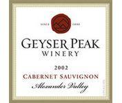 2007 Geyser Peak Winery Cabernet Sauvignon Alexander Valley