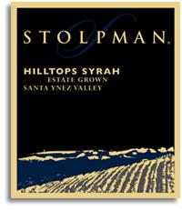 2009 Stolpman Vineyards Syrah Hilltops Estate Grown Santa Ynez Valley