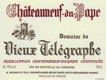 2011 Domaine du Vieux Telegraphe Chateauneuf-du-Pape La Crau