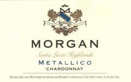 2006 Morgan Winery Chardonnay Metallico Santa Lucia Highlands