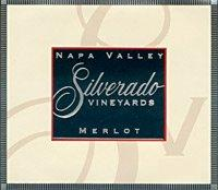 2010 Silverado Vineyards Merlot Napa Valley