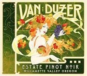 2011 Van Duzer Vineyards Pinot Noir Estate Willamette Valley