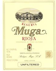 2003 Bodegas Muga Rioja Reserva