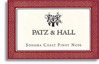 2011 Patz & Hall Wine Company Pinot Noir Sonoma Coast