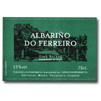 2011 Do Ferreiro Albarino Rias Baixas
