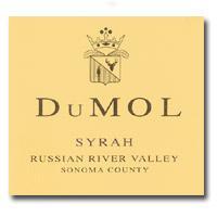 2011 Dumol Syrah Russian River Valley