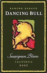 2010 Rancho Zabaco Dancing Bull Sauvignon Blanc
