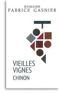 2011 Domaine Fabrice Gasnier Chinon Vieilles Vignes