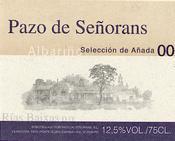 2004 Pazo De Senorans Albarino Seleccion De Anada Rias Baixas