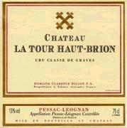 2005 Chateau La Tour Haut Brion Pessac Leognan
