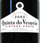 2006 Quinta Do Vesuvio Vintage Port