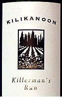 2010 Kilikanoon Wines Shiraz Killerman's Run South Australia
