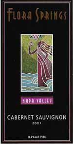 1994 Flora Springs Cabernet Sauvignon Napa Valley
