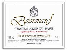 1998 Domaine de Beaurenard Chateauneuf-du-Pape Cuvee Boisrenard