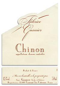 2009 Domaine Fabrice Gasnier Chinon Cuvee Fabrice