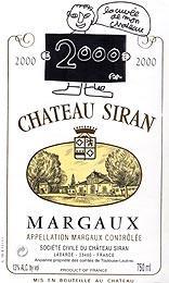 2011 Chateau Siran Margaux