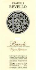 2010 Fratelli Revello Barolo Vigna Gattera