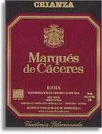 2011 Marques de Caceres Rioja Crianza