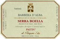 2010 Paitin di Pasquero Elia Barbera d'Alba Serra Boella