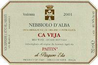 2010 Paitin di Pasquero Elia Nebbiolo d'Alba Ca Veja