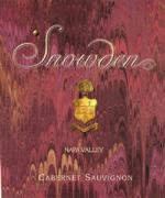2006 Snowden Vineyard Cabernet Sauvignon Napa Valley