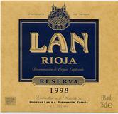 2004 Bodegas Lan Reserva Rioja
