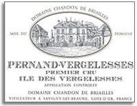 2011 Domaine Chandon de Briailles Pernand-Vergelesses Ile des Vergelesses