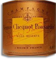 1999 Veuve Clicquot Ponsardin Brut Rose Reserve Vintage