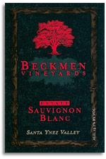 2012 Beckmen Vineyards Sauvignon Blanc Estate Santa Ynez Valley