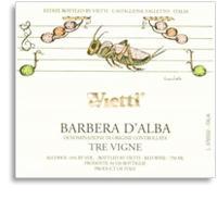 2010 Vietti Barbera d'Alba Tre Vigne