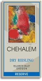 2014 Chehalem Riesling Corral Creek Chehalem Mountains