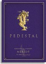 2012 Long Shadows Vintners Collection Merlot Pedestal Columbia Valley