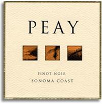 2007 Peay Vineyards Pinot Noir Estate Sonoma Coast