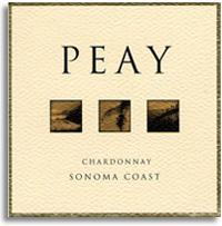 2007 Peay Vineyards Chardonnay Estate Sonoma Coast