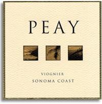 2012 Peay Vineyards Viognier Estate Sonoma Coast