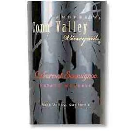 2012 Anderson's Conn Valley Vineyards Cabernet Sauvignon Estate Reserve Napa Valley