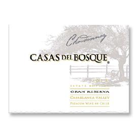 2015 Casas del Bosque Gran Reserva Chardonnay Casablanca Valley