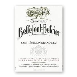 2011 Chateau Bellefont Belcier Saint-Emilion Grand Cru