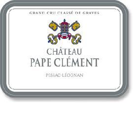 2012 Château Pape Clément Pessac Leognan
