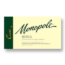 2015 Cune Monopole Blanco Rioja