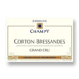 2012 Domaine Champy Corton Bressandes Grand Cru