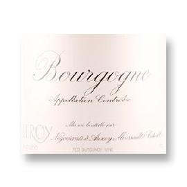 2015 Maison Leroy Bourgogne Rouge