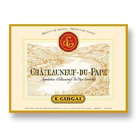 2012 E. Guigal Chateauneuf-du-Pape