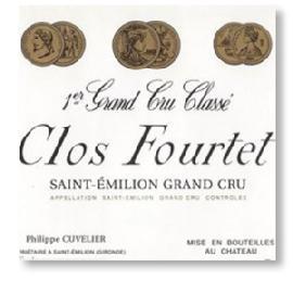 2010 Clos Fourtet Saint Emilion
